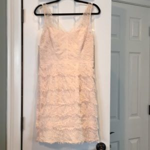 Monique Lhuillier gorgeous dress size 10